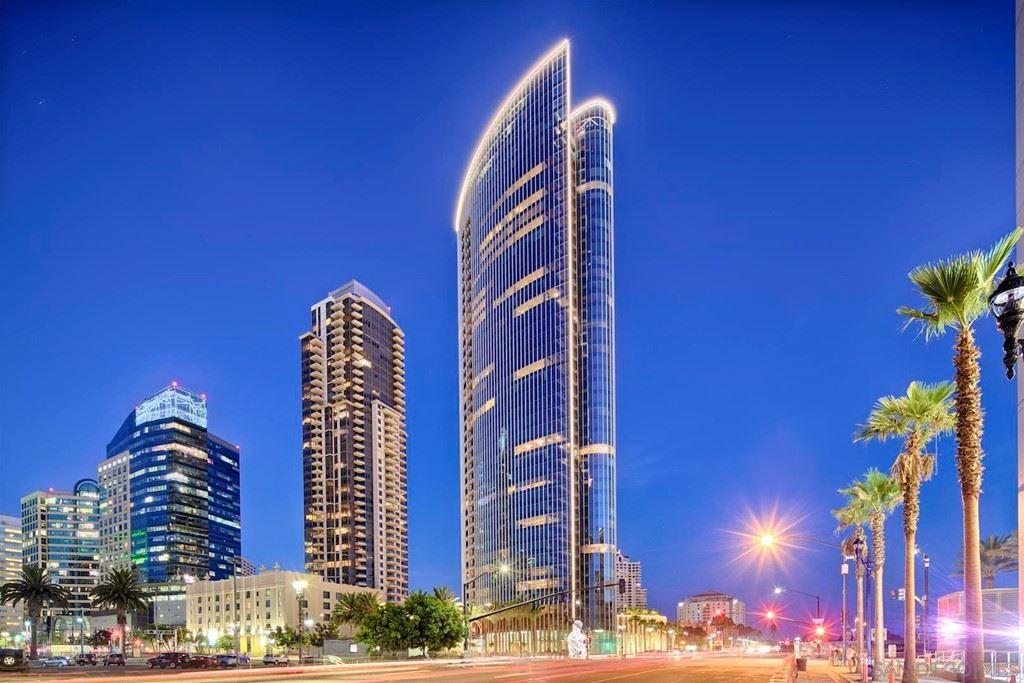 888 W E St #2303, San Diego, CA 92101 - #: 210021742