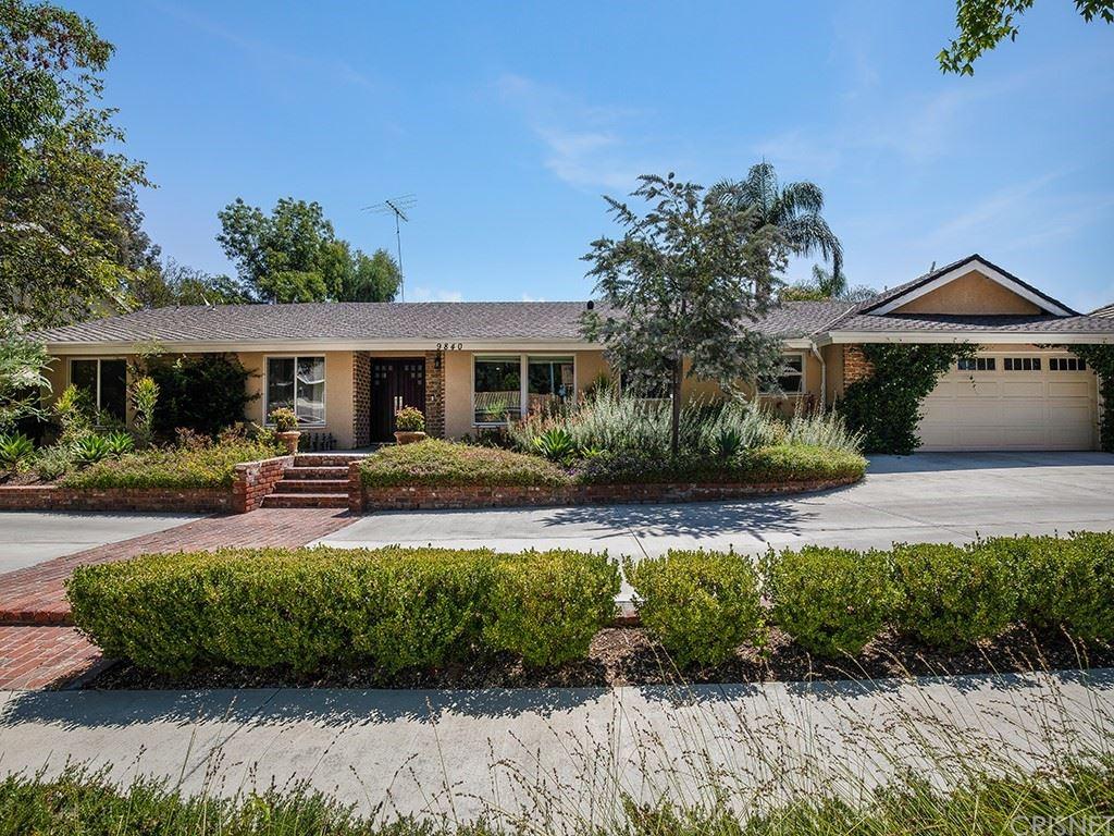9840 Aldea Avenue, Northridge, CA 91325 - #: SR21158742