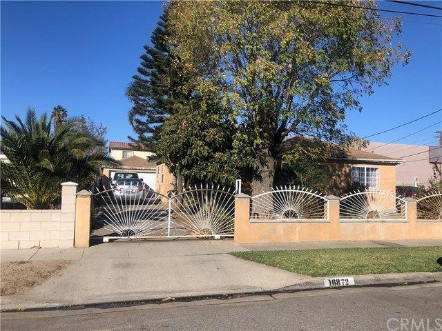 16872 Barbee Street, Fontana, CA 92336 - MLS#: IG20258743