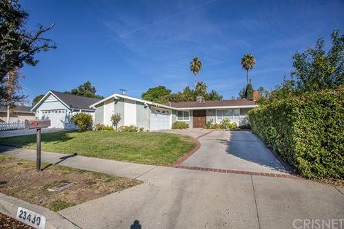 Photo of 23439 Haynes Street, West Hills, CA 91307 (MLS # SR21039744)