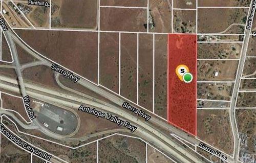 Photo of 0 Vac/Sierra Hwy/Vic Ward Road, Acton, CA 93510 (MLS # SR21082744)