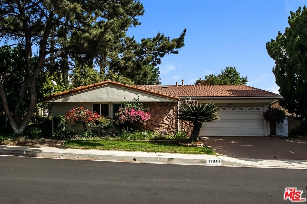 Photo of 17551 Tuscan Drive, Granada Hills, CA 91344 (MLS # 21746744)