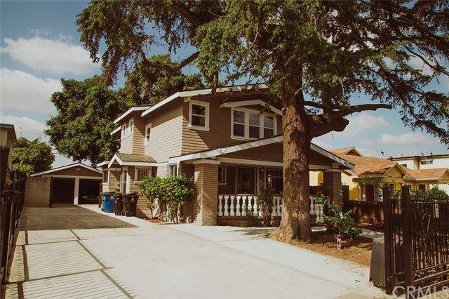 4706 W 17th Street, Los Angeles, CA 90019 - #: DW20099744