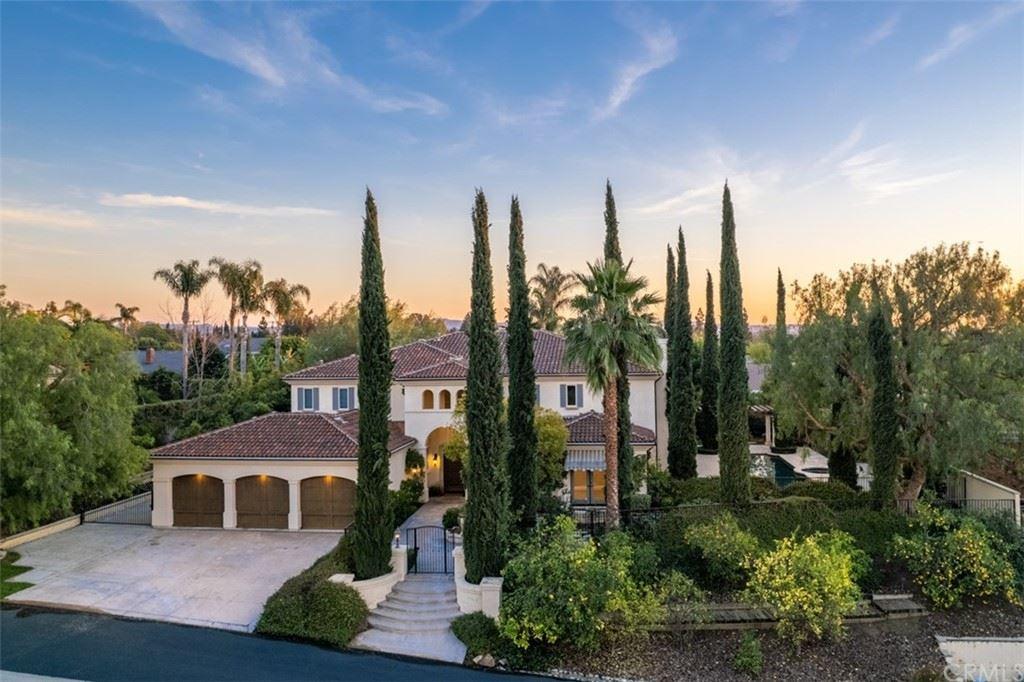 18950 Suncrest Drive, Yorba Linda, CA 92886 - MLS#: OC21099744