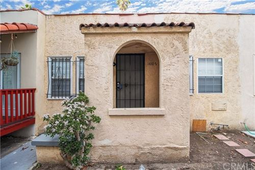 Photo of 1410 N Serrano Avenue, Los Angeles, CA 90027 (MLS # IN21007745)