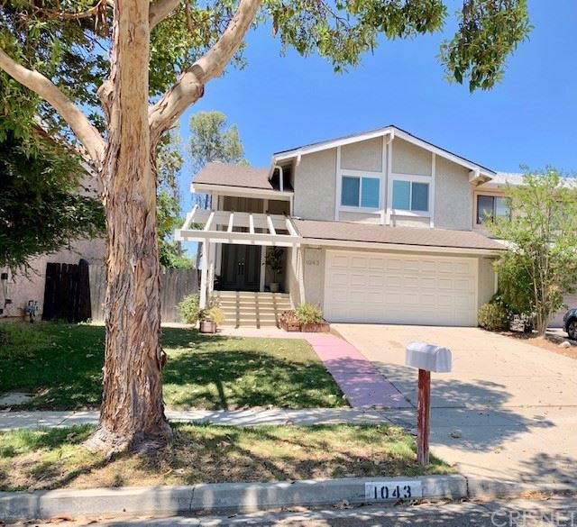 1043 Hillview Circle, Simi Valley, CA 93065 - #: SR21152745