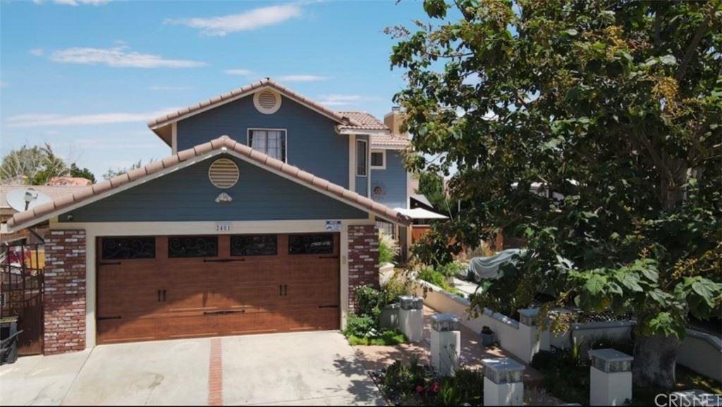 2401 Oakcrest Avenue, Palmdale, CA 93550 - MLS#: SR21162745