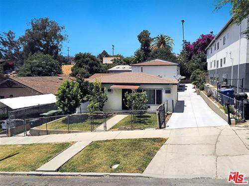 Photo of 3751 Locke Avenue, Los Angeles, CA 90032 (MLS # 21734746)