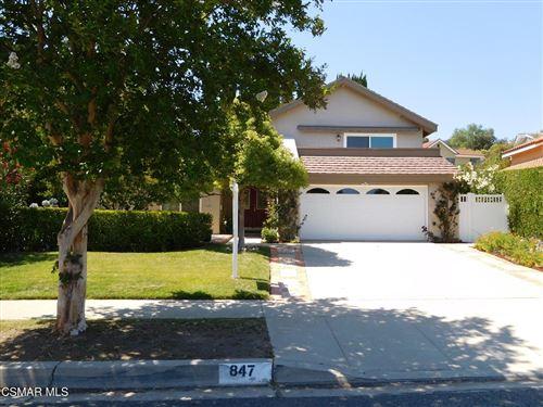 Photo of 847 Triunfo Canyon Road, Westlake Village, CA 91361 (MLS # 221003746)