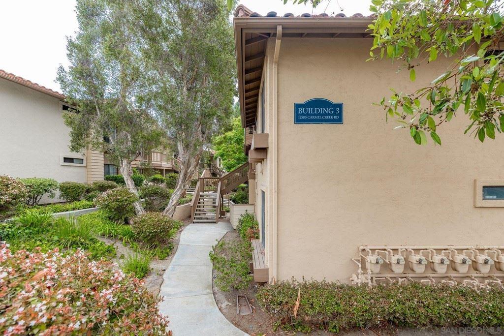 12580 Carmel Creek Rd #52, San Diego, CA 92130 - MLS#: 210024746
