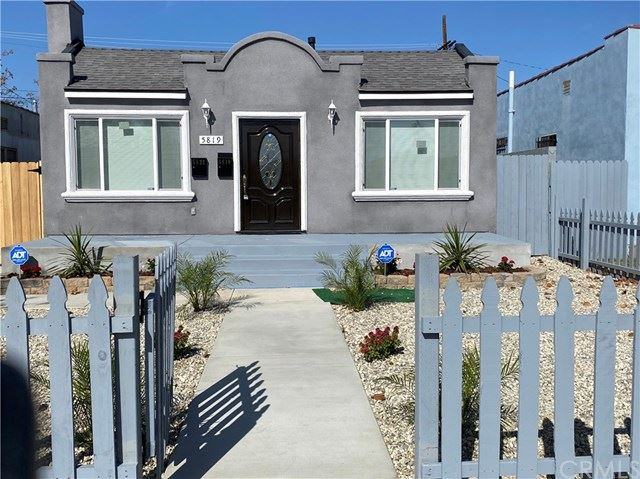 5819 Madden Avenue, Los Angeles, CA 90043 - MLS#: PW21074746