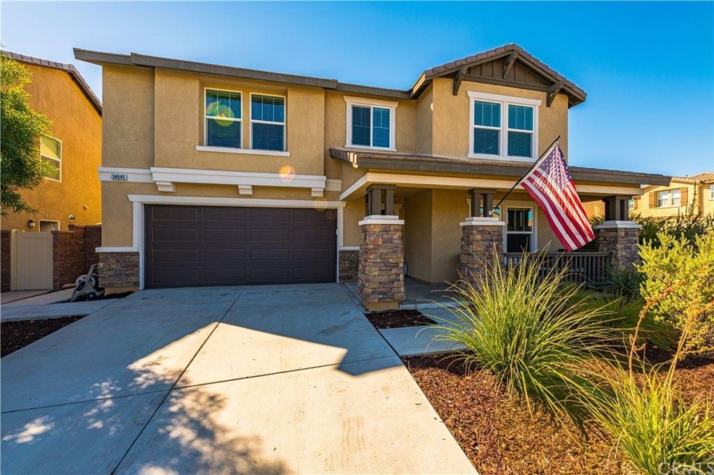 34645 Butte Court, Murrieta, CA 92563 - MLS#: SW21225746