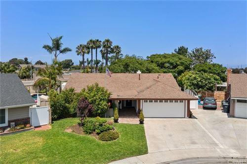 Photo of 5781 Rogers Drive, Huntington Beach, CA 92649 (MLS # OC21157747)