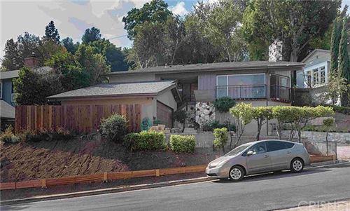 Photo of 3624 Shannon Road, Los Feliz, CA 90027 (MLS # SR20225747)