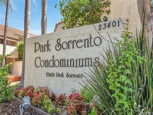 Photo of 23401 Park Sorrento #58, Calabasas, CA 91302 (MLS # SR21168747)