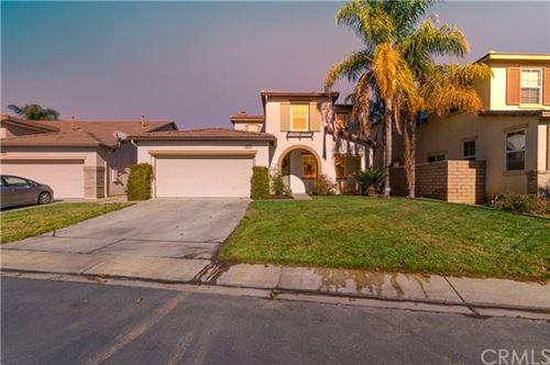 Photo of 29900 Cottonwood Cove Drive, Menifee, CA 92584 (MLS # SW20251747)