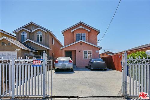 Photo of 1634 E Vernon Avenue, Los Angeles, CA 90011 (MLS # 21699748)