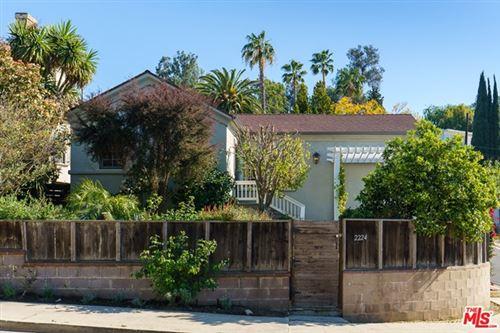 Photo of 2224 India Street, Los Angeles, CA 90039 (MLS # 21712748)
