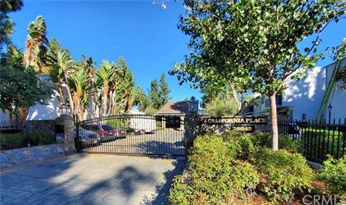 Photo of 18645 Hatteras Street #101, Tarzana, CA 91356 (MLS # CV20235748)