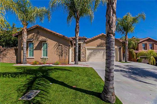 Photo of 27584 Pinyon Street, Murrieta, CA 92562 (MLS # IV21236748)