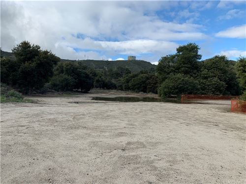 Photo of 0 Placerita Canyon Newhall, Canyon Country, CA 91386 (MLS # SR19283748)