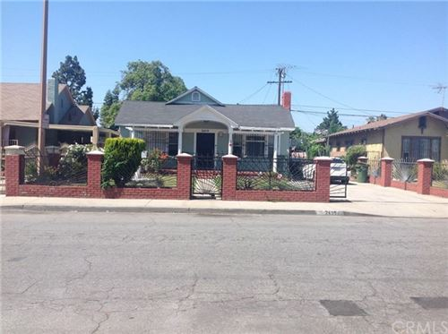 Photo of 2459 Flower Street, Huntington Park, CA 90255 (MLS # WS20106748)