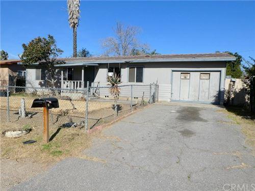 Photo of 18026 Ramona Avenue, Fontana, CA 92336 (MLS # CV21008749)