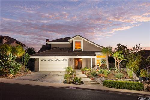 Photo of 24602 La Cienega Street, Laguna Hills, CA 92653 (MLS # OC21220749)
