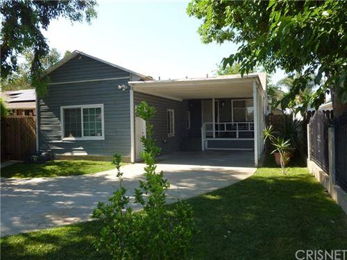 Photo of 15709 Lassen Street, Granada Hills, CA 91343 (MLS # SR20077749)