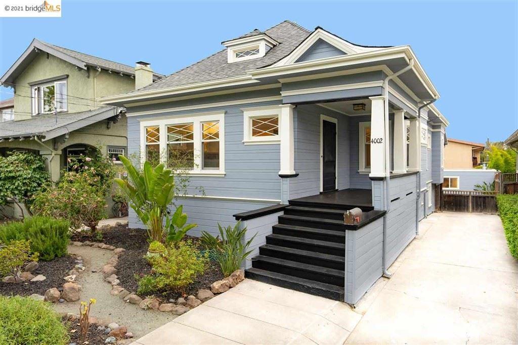 4002 Randolph Ave., Oakland, CA 94602 - MLS#: 40958749