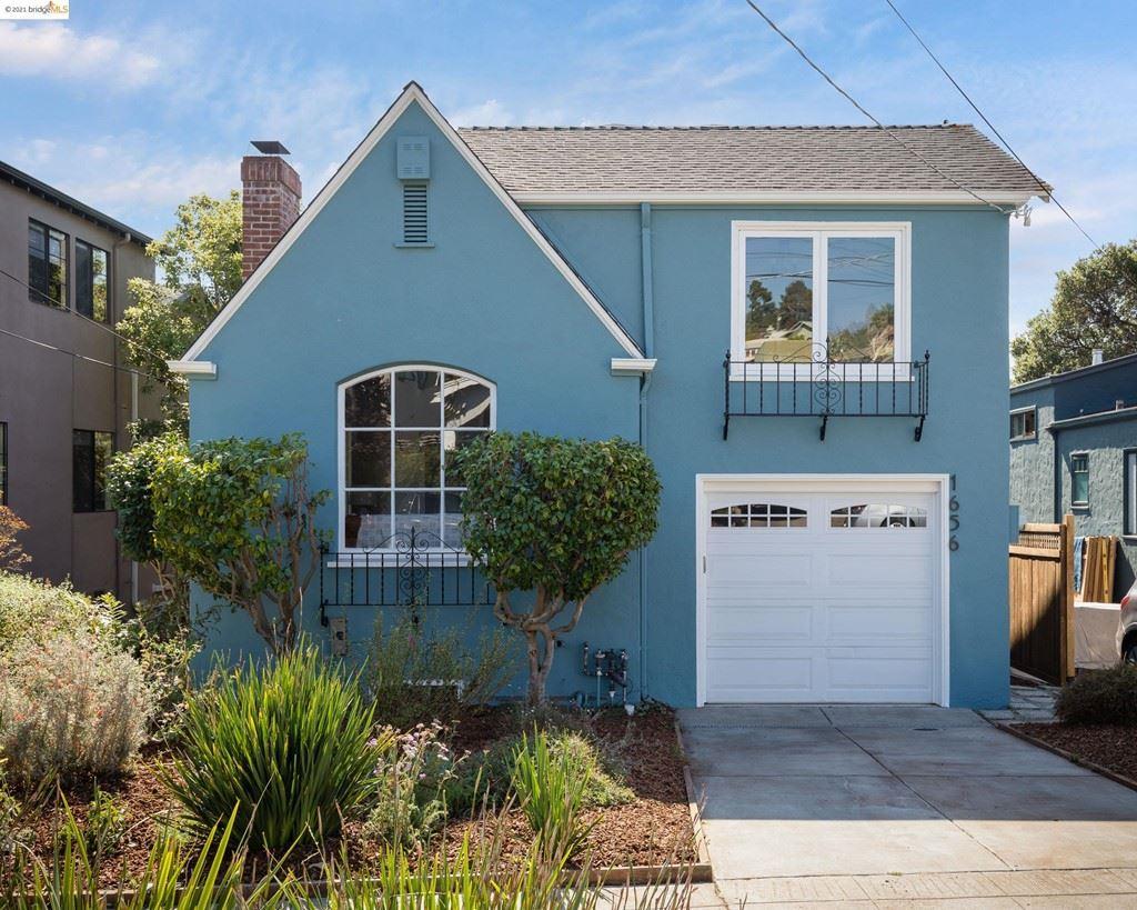 1656 Oak View Ave, Berkeley, CA 94707 - MLS#: 40970749