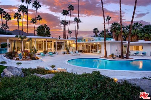 Photo of 511 W Chino Canyon Road, Palm Springs, CA 92262 (MLS # 20671750)