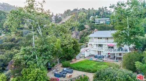Photo of 2393 Live Oak Meadows Road, Malibu, CA 90265 (MLS # 21728750)