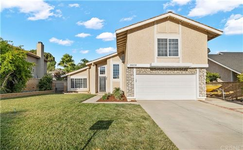 Photo of 28532 Kathleen Avenue, Saugus, CA 91350 (MLS # SR21085750)