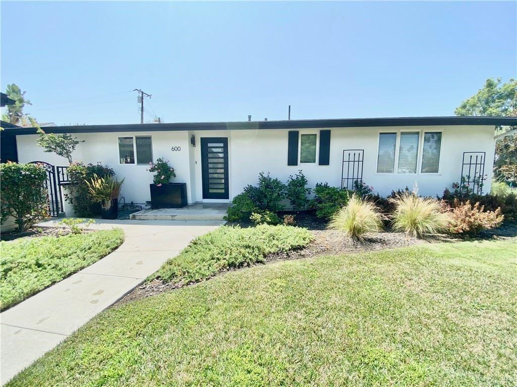 600 Pueblo Place, Fullerton, CA 92835 - MLS#: CV21186750
