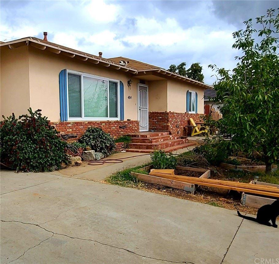 484 Myrtlewood Drive, Calimesa, CA 92320 - MLS#: EV21229750