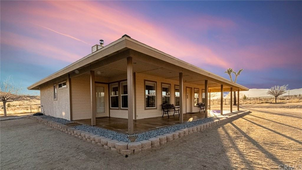 53087 Pipes Canyon Road, Pioneertown, CA 92268 - MLS#: JT20167750