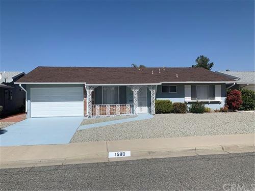 Photo of 1580 W Montrose Avenue, Hemet, CA 92543 (MLS # SW21036751)