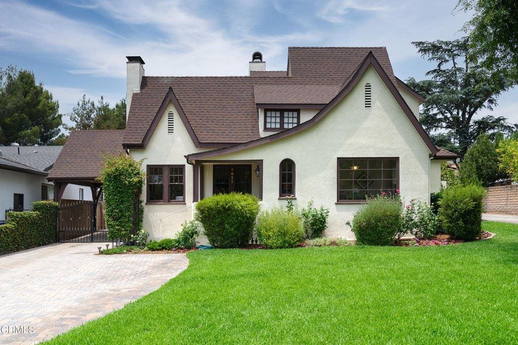 Photo of 4611 Hampton Road, La Canada Flintridge, CA 91011 (MLS # P1-5751)