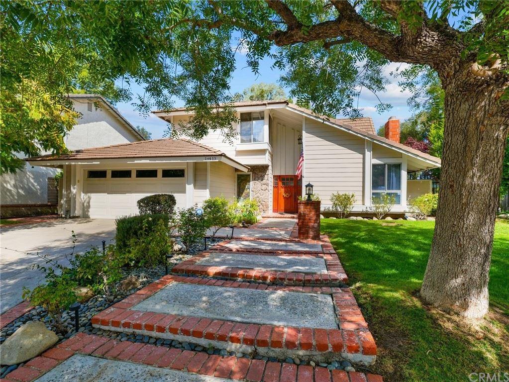 24633 Farrow Drive, Santa Clarita, CA 91355 - MLS#: PV21224751