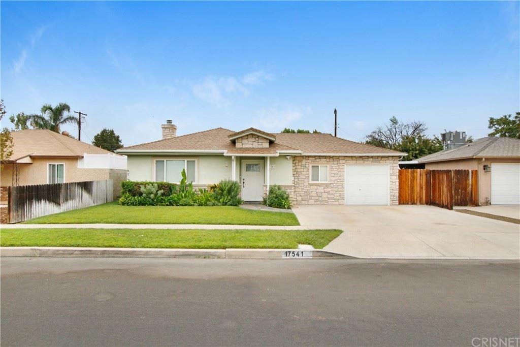 17541 Lorne Street, Northridge, CA 91325 - MLS#: SR21215751