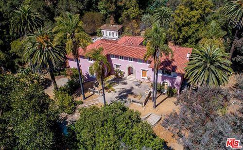 Photo of 634 Stone Canyon Road, Los Angeles, CA 90077 (MLS # 21765752)