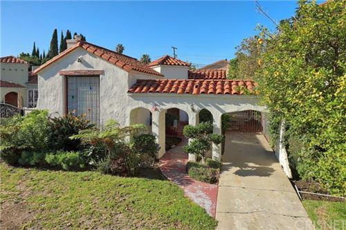 Photo of 1457 Livonia Avenue, Los Angeles, CA 90035 (MLS # SR21008752)