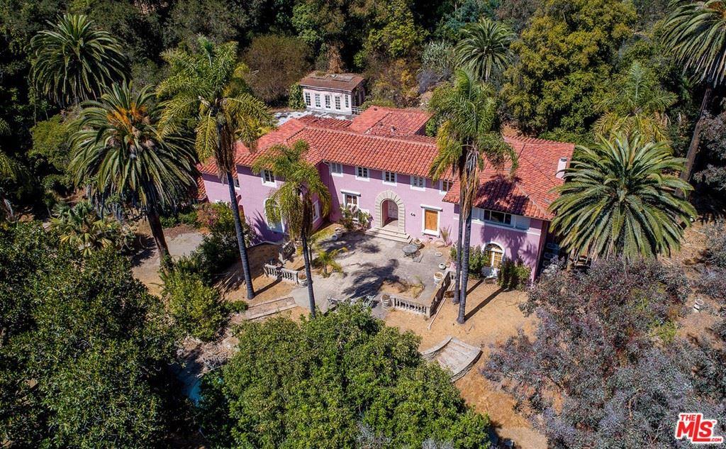 634 Stone Canyon Road, Los Angeles, CA 90077 - MLS#: 21765752