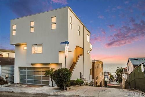 Photo of 4109 Crest Drive, Manhattan Beach, CA 90266 (MLS # SB20133753)