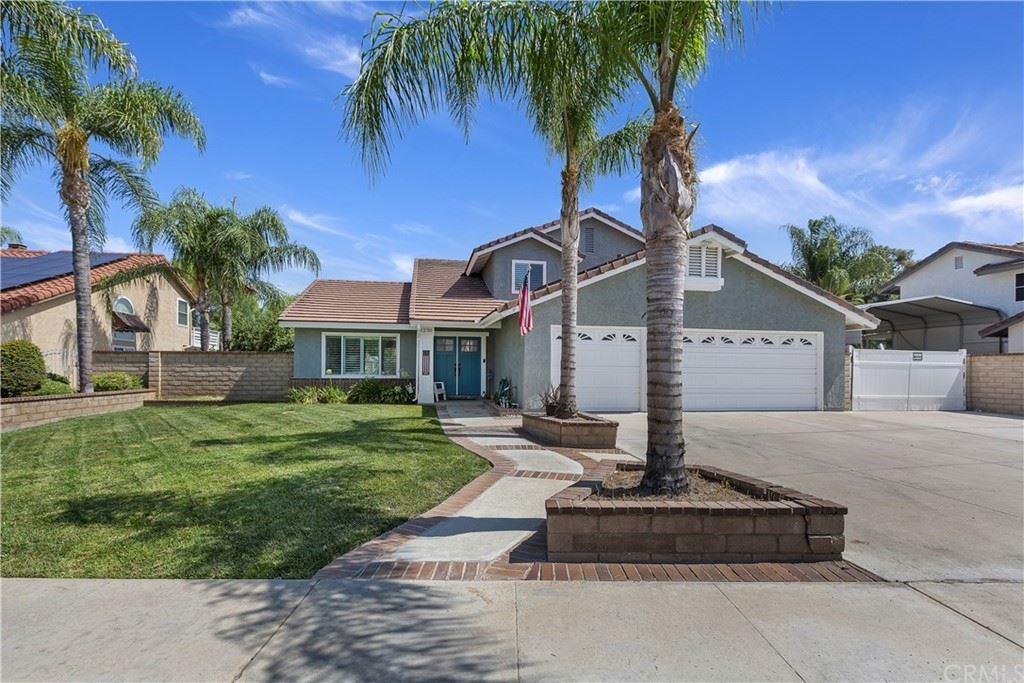 1235 Old Hickory Road, Corona, CA 92882 - MLS#: CV21161753