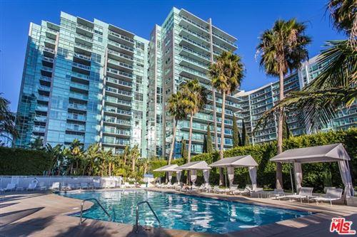 Photo of 13700 MARINA POINTE Drive #1126, Marina del Rey, CA 90292 (MLS # 21680754)