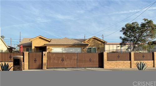 Photo of 13522 Pinney, Pacoima, CA 91331 (MLS # SR21080754)
