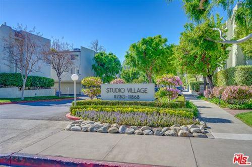 Photo of 11848 Moorpark Street #C, Studio City, CA 91604 (MLS # 21714756)