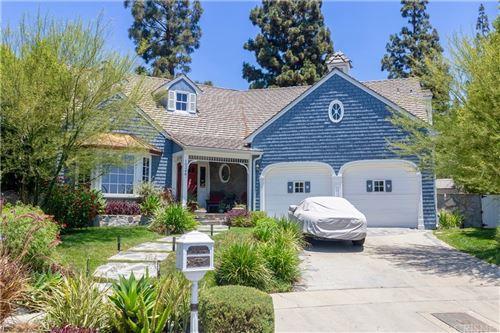 Photo of 10248 Donna Avenue, Northridge, CA 91324 (MLS # SR21191756)